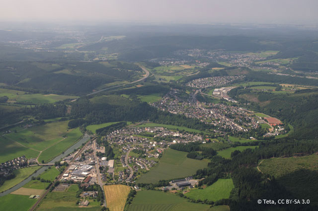 Ruhr valley near Freienohl